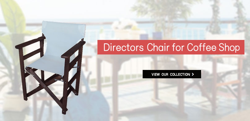 Director's chair from 27€ | Professional directors chair - armchairs