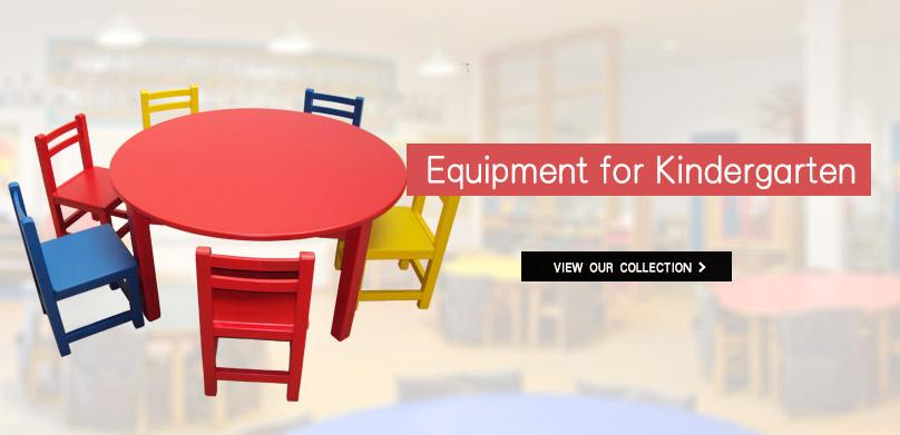 Zampoukas - Equipment Kindergartens