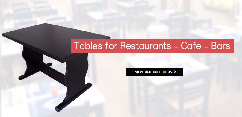 Cheap and quality Professional wooden Tables for cafeteria cafe restaurant tavern coffee bar
