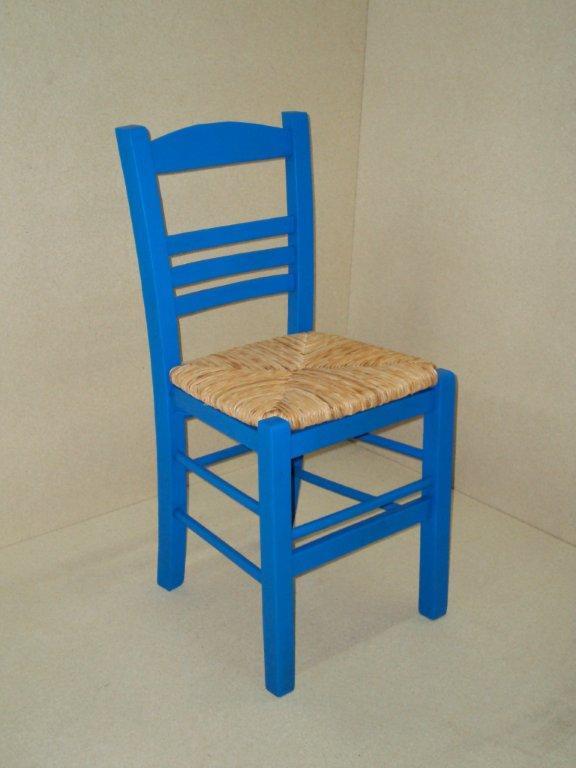 Επαγγελματική Ξύλινη Παραδοσιακή Καρέκλα Επιλοχίας από 17€ , Καρέκλα Καφενείου, Ταβέρνας, Εστιατορίου, Καφετέριας, Cafe Bar, (size 42x38x87)