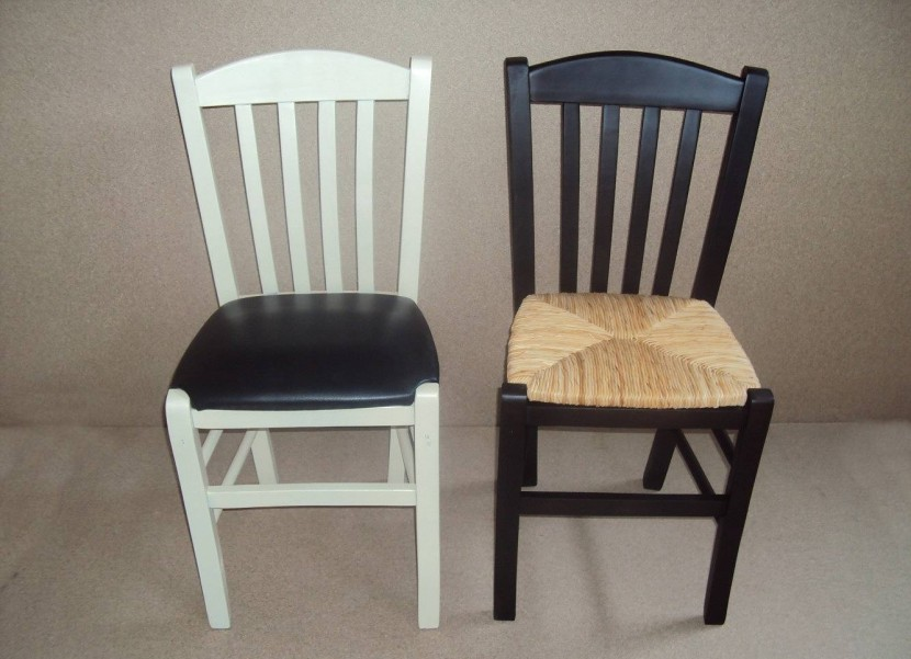 Professional Traditional Wooden chair Imvros from 19 €