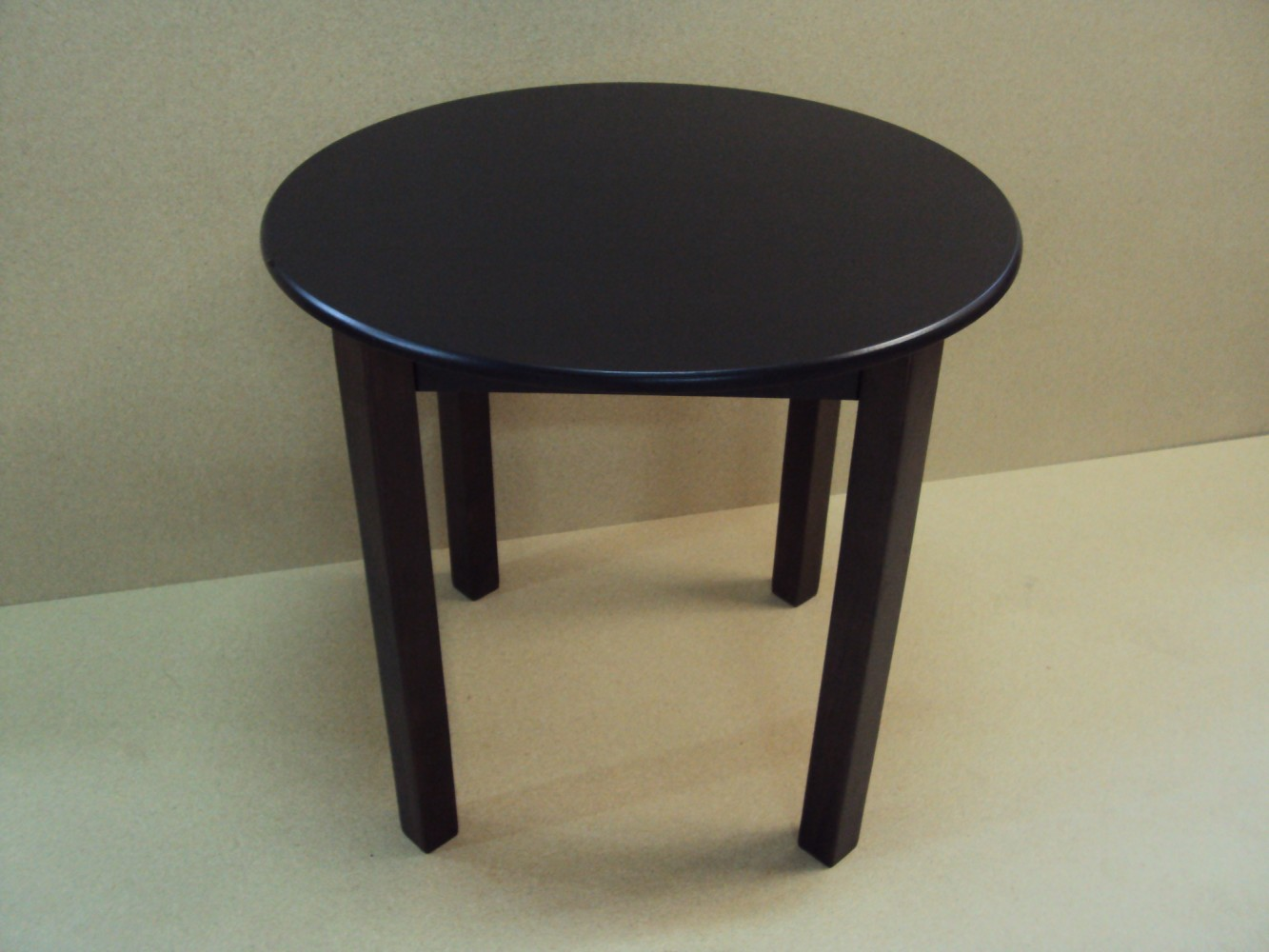 Professional wooden table for gastro bistro pub for Cafe coffee table