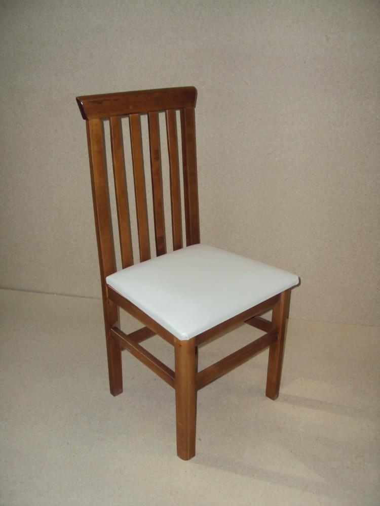 Επαγγελματική Ξύλινη Καρέκλα Άρπα Εστιατορίου Καφετέριας Καφενείου Ταβέρνας (size 42x45x95) από 22€ Εμποτισμού με δερματίνη