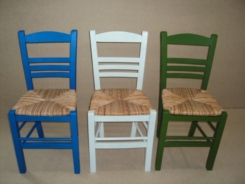 Επαγγελματική Ξύλινη Παραδοσιακή Καρέκλα Επιλοχίας από 17€ , Καφενείου, Ταβέρνας, Εστιατορίου, Καφετέριας, Cafe Bar, (size 42x38x87).