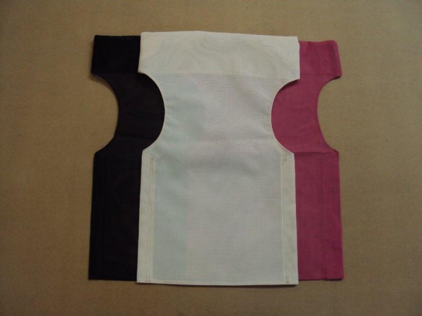 Πανιά για καρέκλες Σκηνοθέτη PVC Διάτρητα και Καραβόπανα σε διάφορα χρώματα.