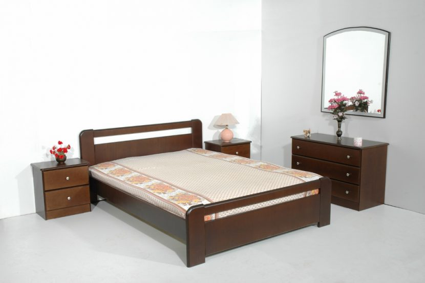 Bedroom sets from 500 €, Double Bed from € 180 (150x 200), Bed Single from 120 € (100 x 200)