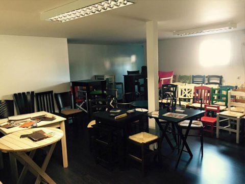 Zampoukas Furniture Showroom