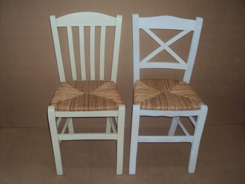 Η Επαγγελματική Παραδοσιακή Ξύλινη Καρέκλα Ιμβρος,,Χίος από 19€