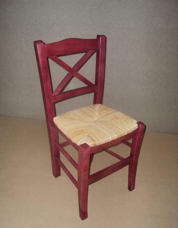Η Επαγγελματική Παραδοσιακή Ξύλινη Καρέκλα Χίος από 19,5€ , Καρέκλα Καφενείου, Ταβέρνας, Εστιατορίου, Καφετέριας, Cafe Bar είναι κατασκευασμένη από Ελληνική Οξιά Ξηραντηρίου, size (42x38x87) .