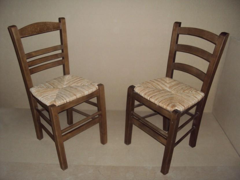 Η Επαγγελματική Παραδοσιακή Ξύλινη Καρέκλα Επιλοχίας, Σίφνος από 15,5€