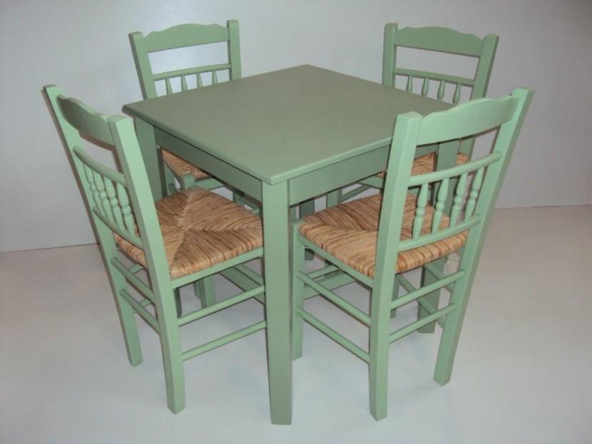 Επαγγελματικό Τραπέζι Ξύλινο Παραδοσιακό Καφενείου Εστιατορίου Ταβέρνας Ουζερί Καφετέριας Cafe Bar από 54€ (size 70Χ70).