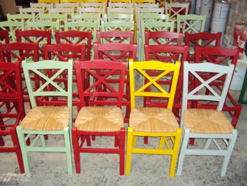 Καρέκλα Χίος Καφενείου Εστιατορίου Ταβέρνας Καφετέριας (38Χ42Χ87) από 19,5€
