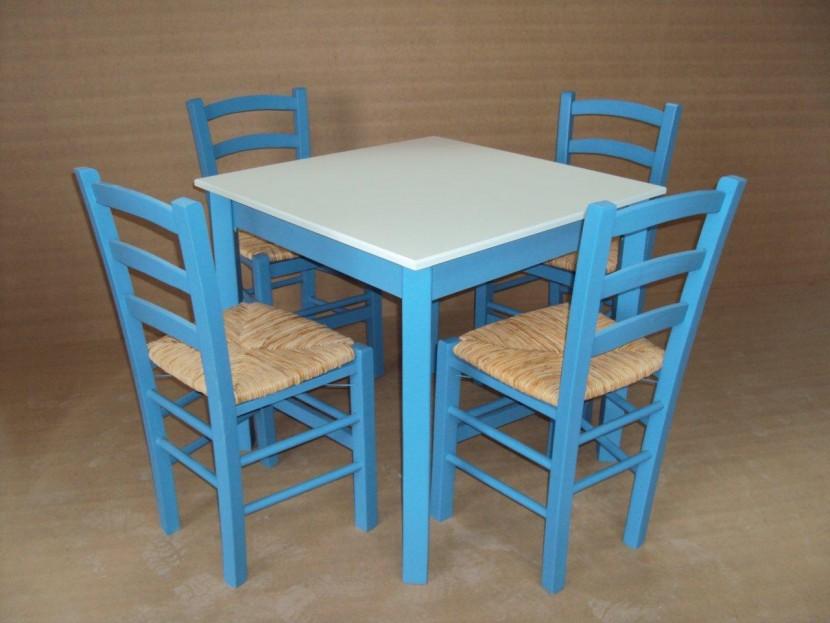 Τραπέζι Ξύλινο Παραδοσιακό Καφενείου Εστιατορίου Ταβέρνας Καφετέριας Cafe Bar (80Χ80) από 50€.