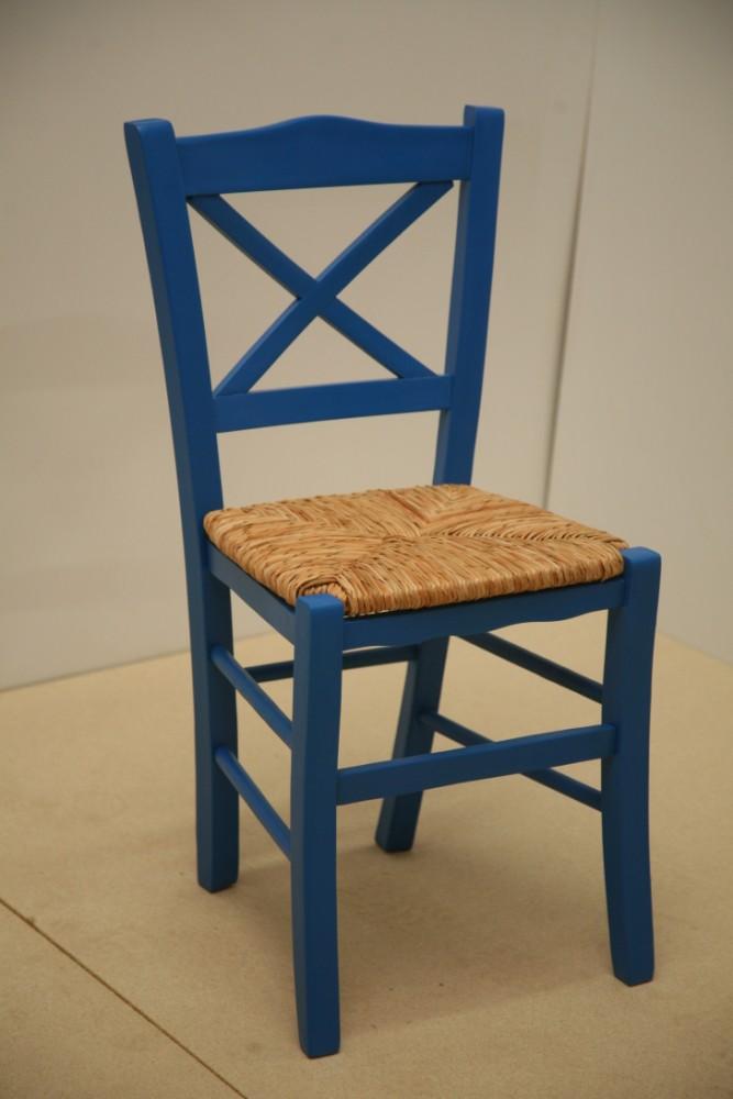Επαγγελματική Ξύλινη Παραδοσιακή Καρέκλα Χίος από 19,5€
