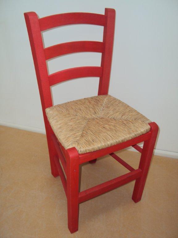 Επαγγελματική Παραδοσιακή Ξύλινη Καρέκλα Σίφνος Ταβέρνας Καφενείου Εστιατορίου Oυζερί Καφετέριας size (38Χ42Χ87) από 16€