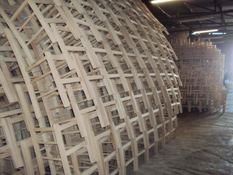 ZAMPOUKAS Factory - Chairs ready for delivery