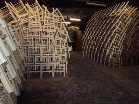 ZAMPOUKAS Factory - Chairs Warehouse