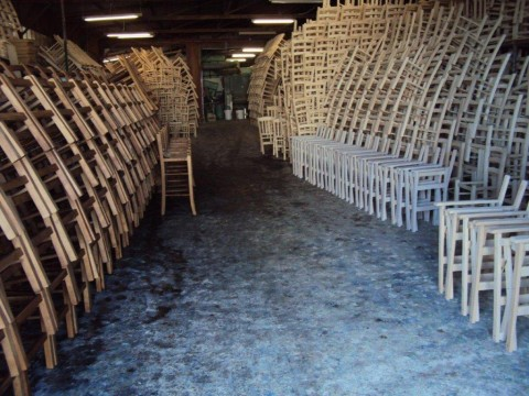 ZAMPOUKAS Factory - Chairs
