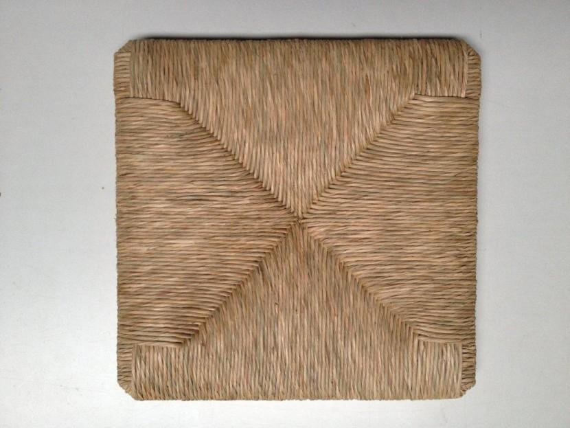 Φυσική ψάθα, από 3,8€ για Καρέκλα Καφενείου εστιατορίου ταβέρνας καφετέριας (37Χ37 cm).